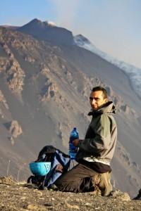 Etna post eruption